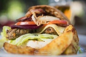 Hotel Cunnamulla Cafe Burgers