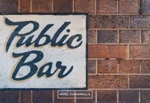 Hotel Cunnamulla Public Bar