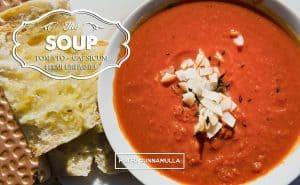 Hotel Cunnamulla's Tomato Soup