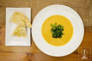 Restaurant Soup Hotel Cunnamulla