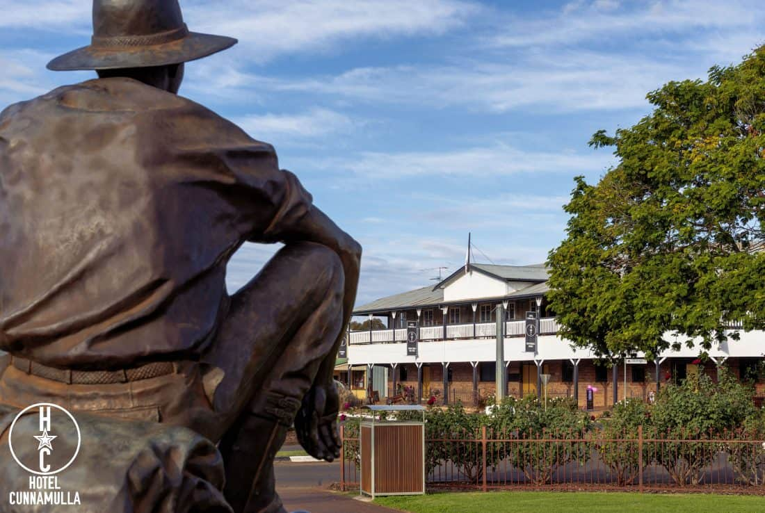 Hotel Cunnamulla Accommodation and Restaurant