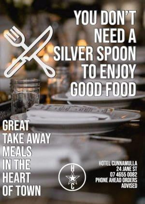Hotel Cunnamulla Restaurant