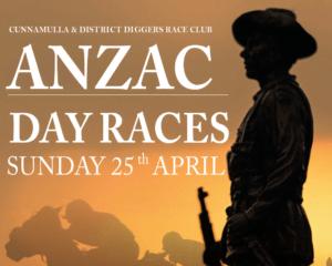 Cunnamulla Race Club Anzac Day