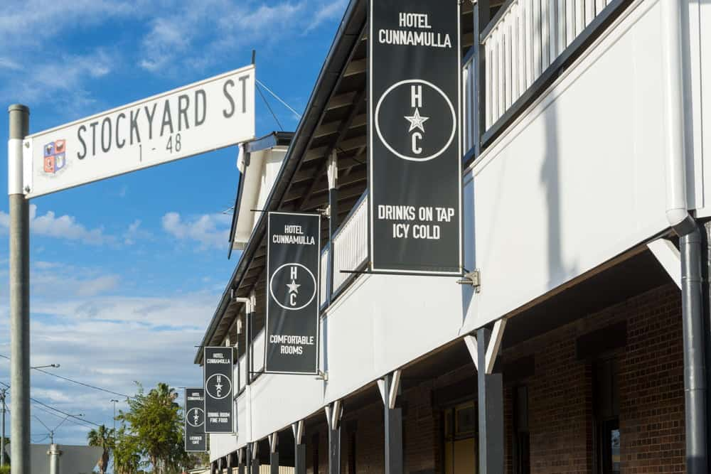 Hotel Cunnamulla Conference Business Accommodation