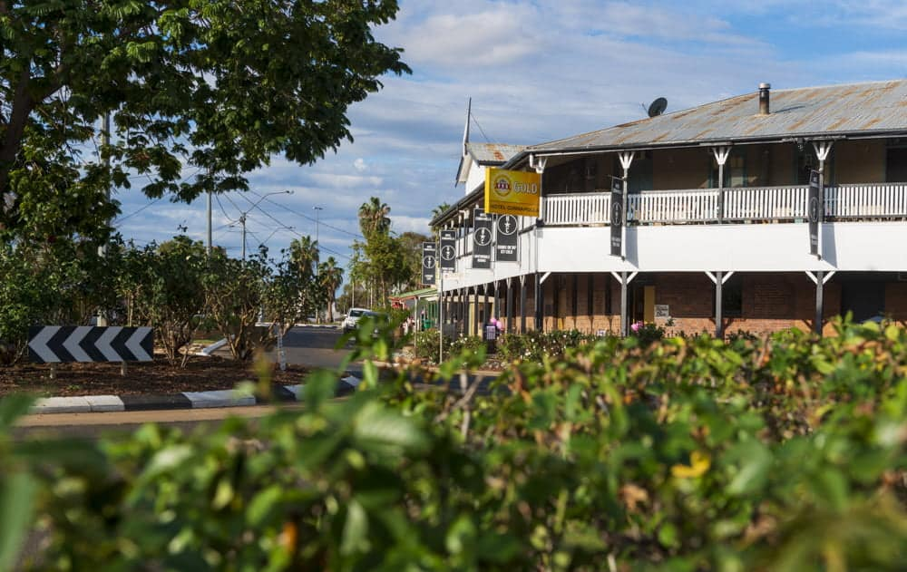 Outback Pub Accommodation Hotel Cunnamulla